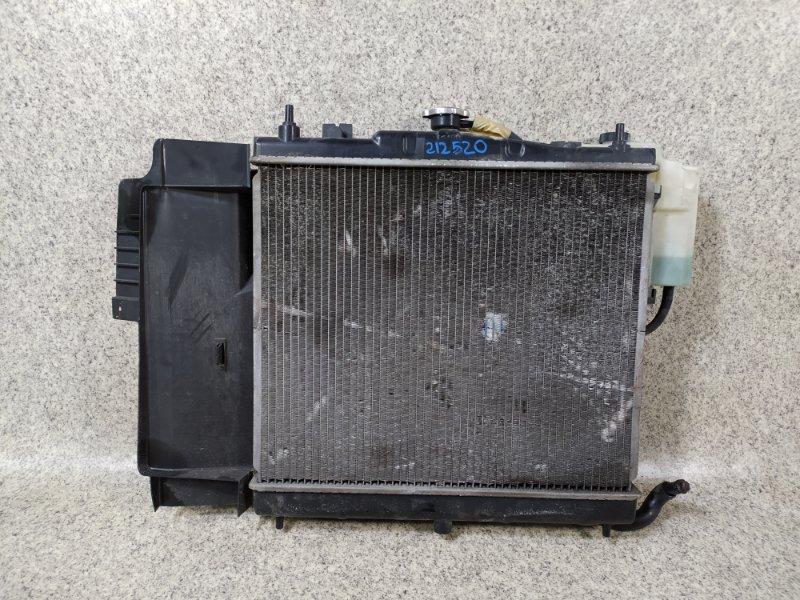 Радиатор основной Nissan Cube BGZ11 CR14DE 2006