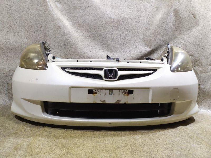 Nose cut Honda Fit GD1 L13A 2007