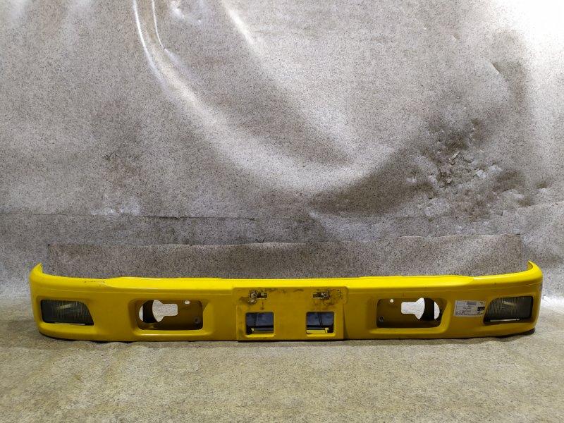 Бампер Isuzu Elf NLR85 2007 передний