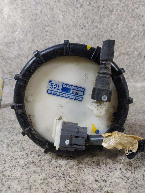 Топливный насос Nissan Ad VY12 2010