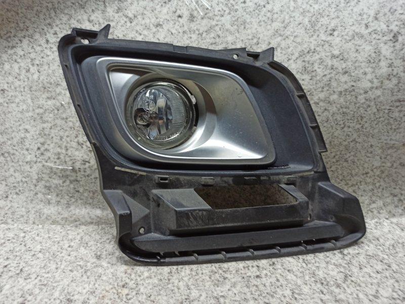 Туманка Mazda Mpv LY3P передняя правая