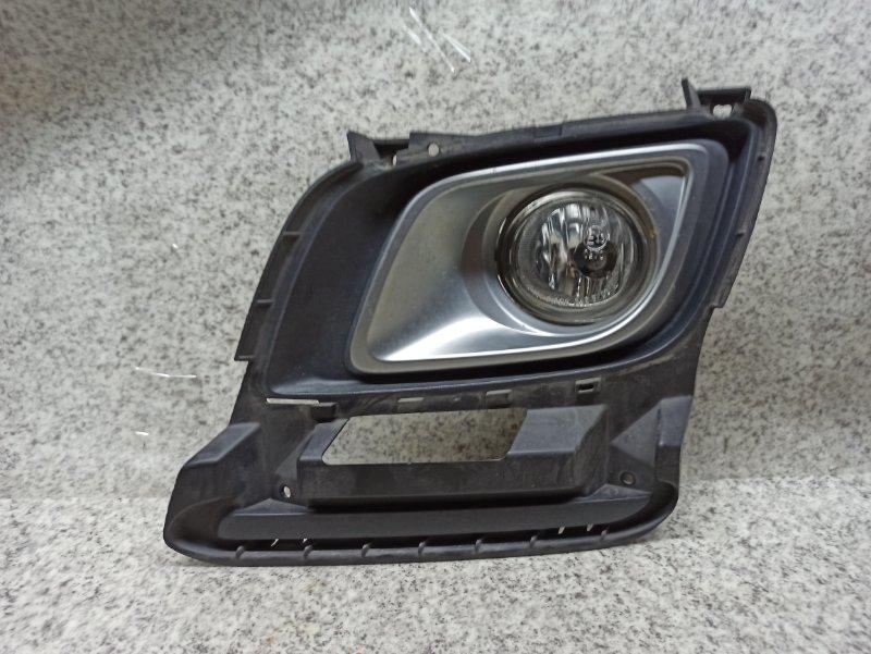 Туманка Mazda Mpv LY3P передняя левая