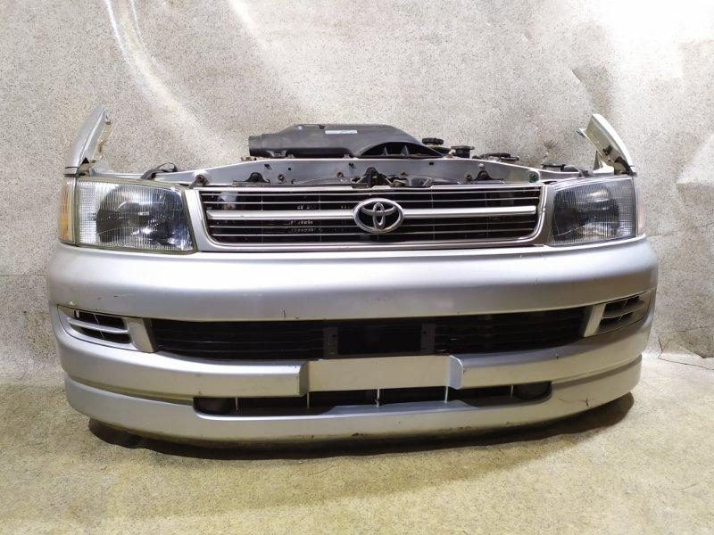 Nose cut Toyota Hiace Regius LXH49 5L передний