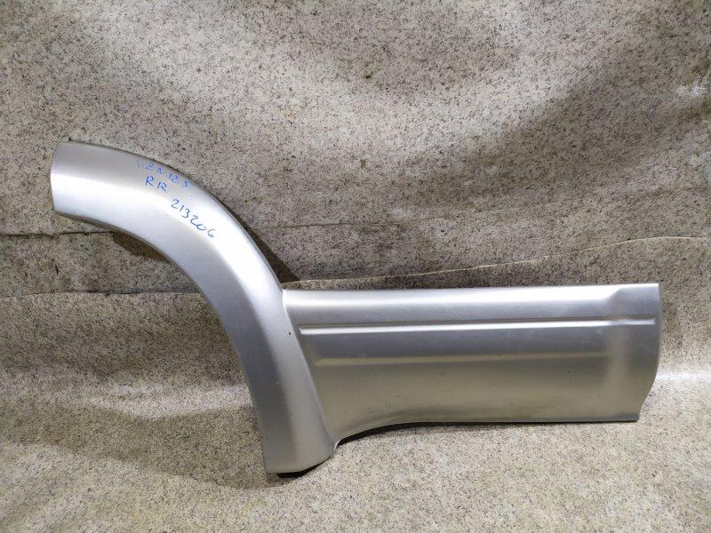 Накладка на дверь Toyota Hilux Surf VZN185 5VZ-FE задняя правая