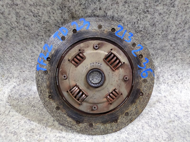 Диск сцепления Nissan Atlas TF22 TD23
