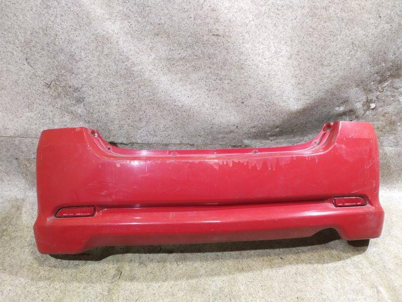 Бампер Daihatsu Yrv M201G задний