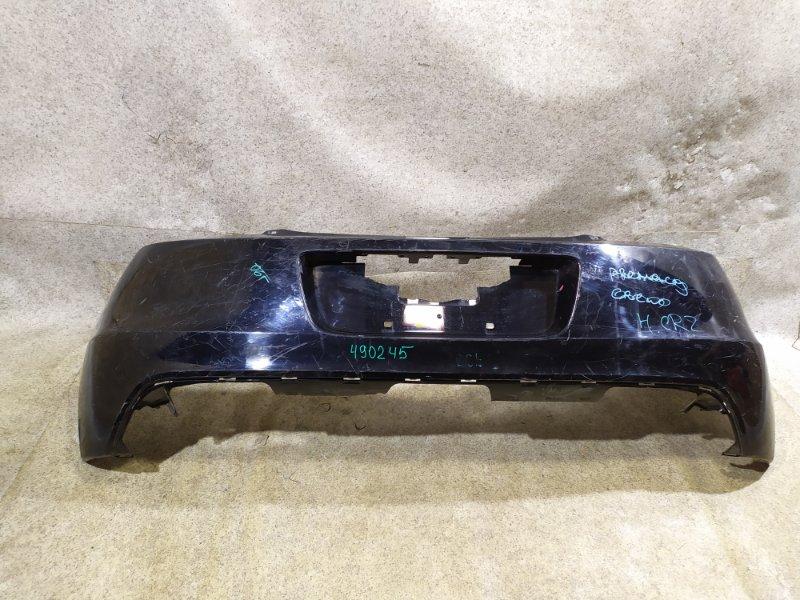 Бампер Honda Cr-Z ZF1 2006 задний #490245