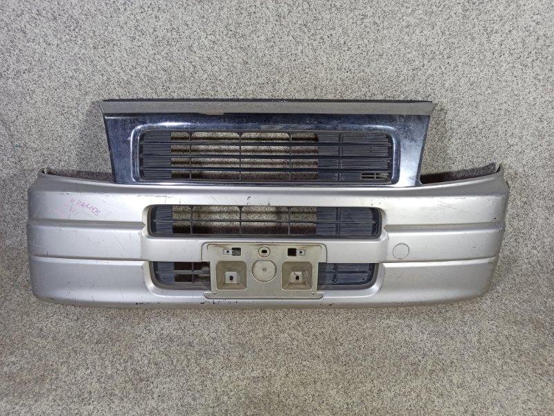 Бампер Honda Vamos HM1 передний #631336