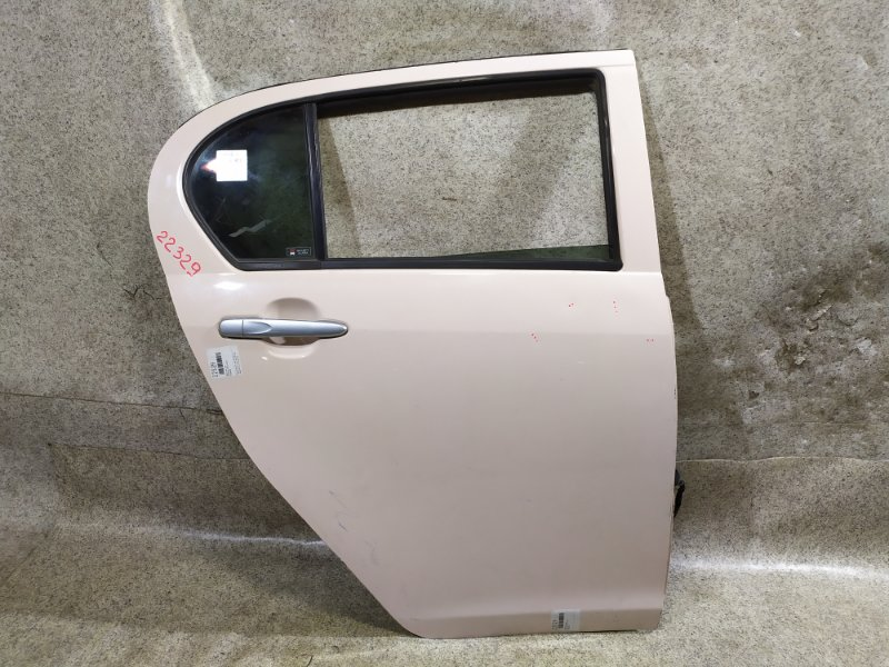 Дверь Daihatsu Mira E:s LA300S задняя правая