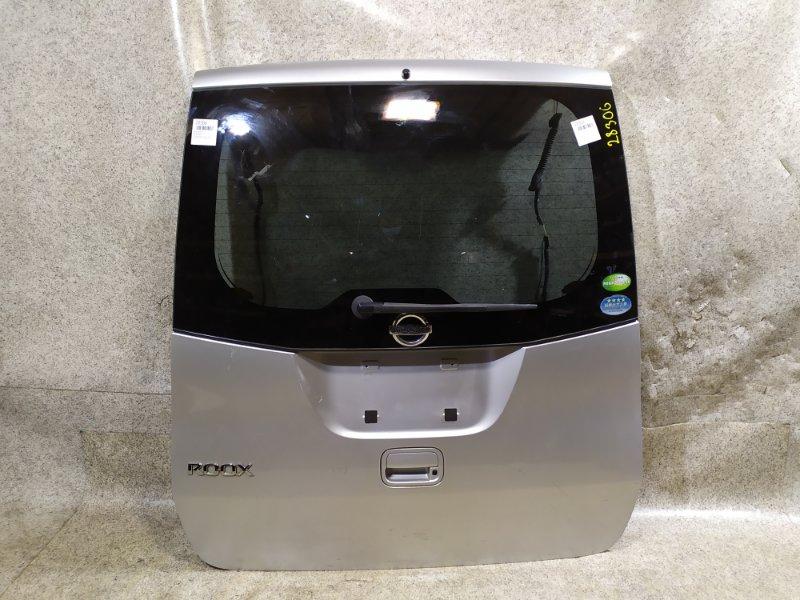 Дверь задняя Nissan Roox ML21S K6A задняя