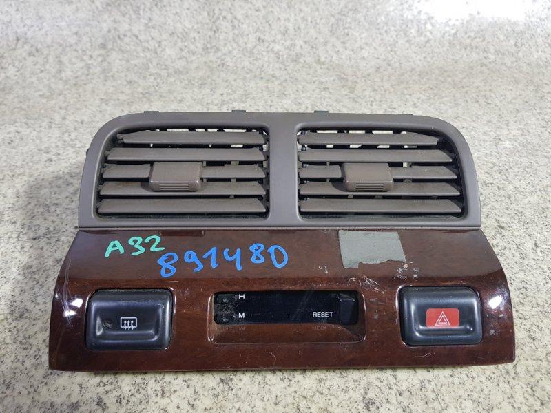 Часы Nissan Cefiro A32 VQ20DE #891480