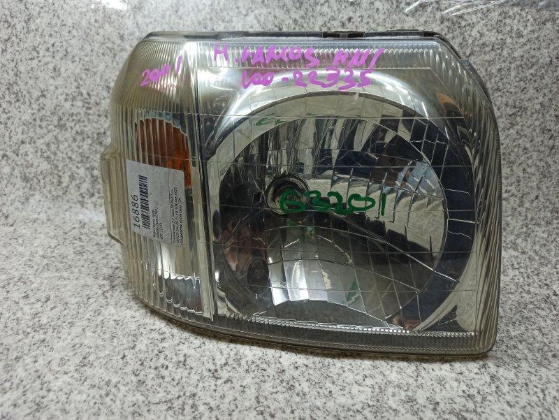 Фара Honda Vamos HM1 передняя правая #63201