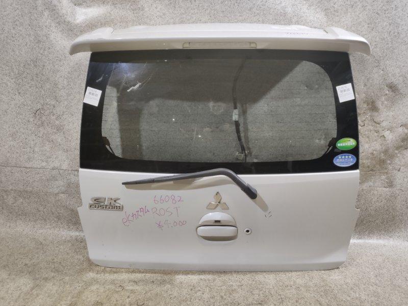 Дверь задняя Mitsubishi Ek Custom B11W 2013