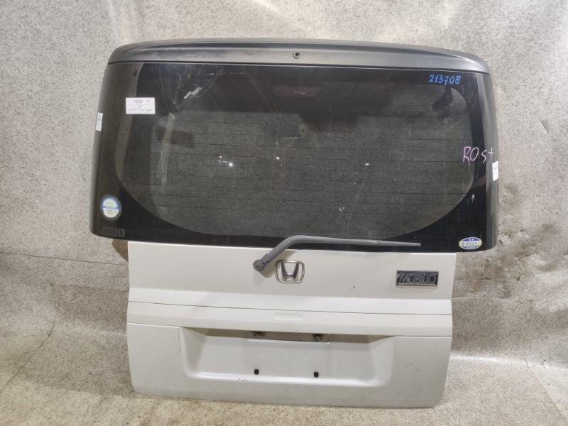 Дверь задняя Honda Mobilio GB2 2002