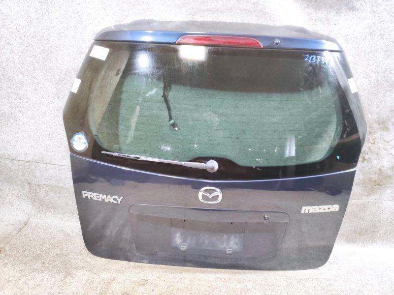 Дверь задняя Mazda Premacy CP8W 2000