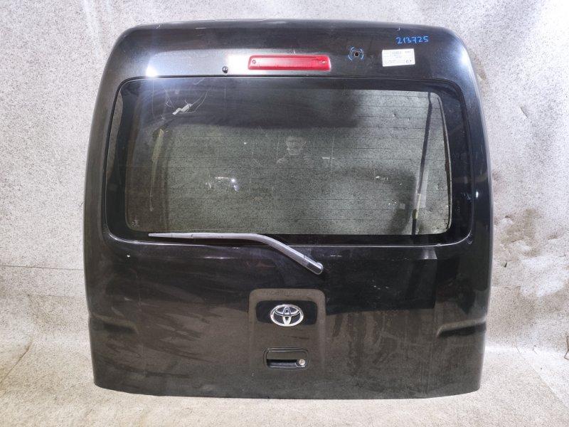 Дверь задняя Toyota Pixis Van S321M 2015 задняя