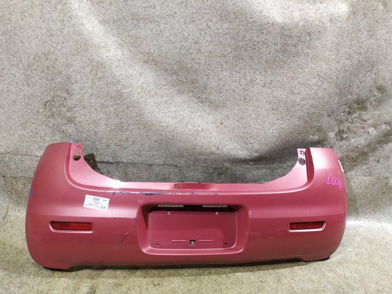 Бампер Nissan Moco MG22S 2009 задний