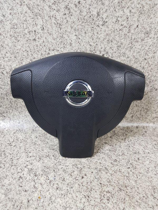 Airbag водителя Nissan Nv200 VM20