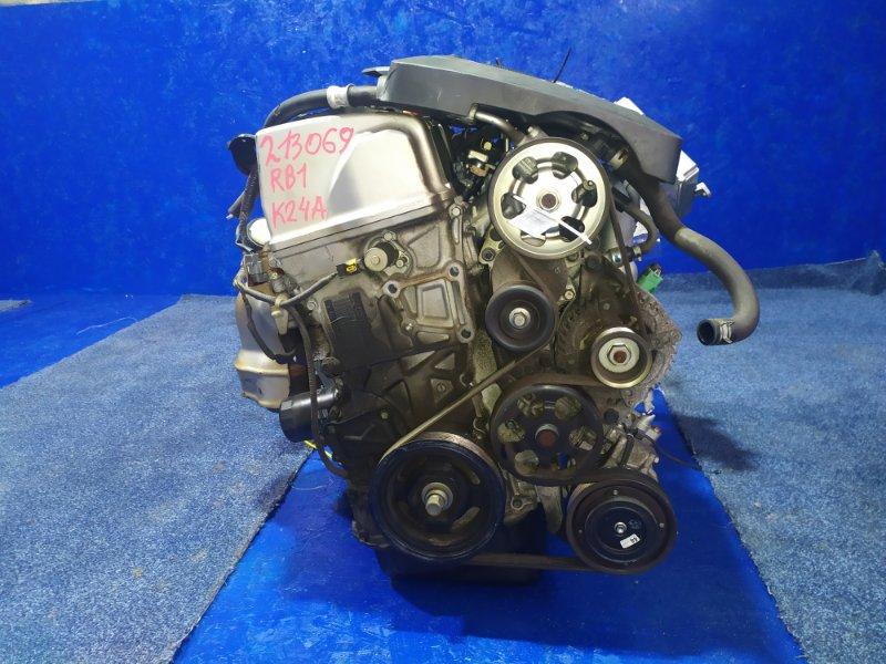 Двигатель Honda Odyssey RB1 K24A VTEC 2007