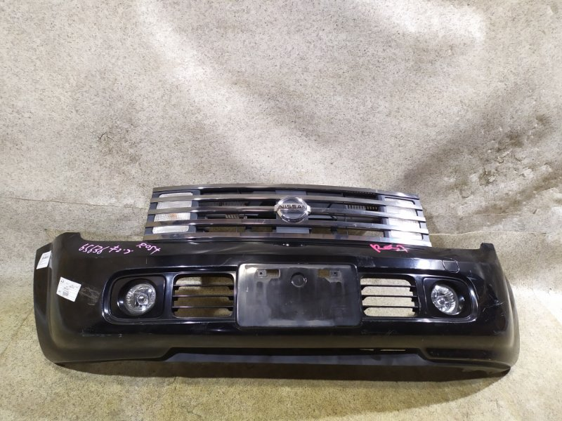 Бампер Nissan Cube BZ11 2005 передний