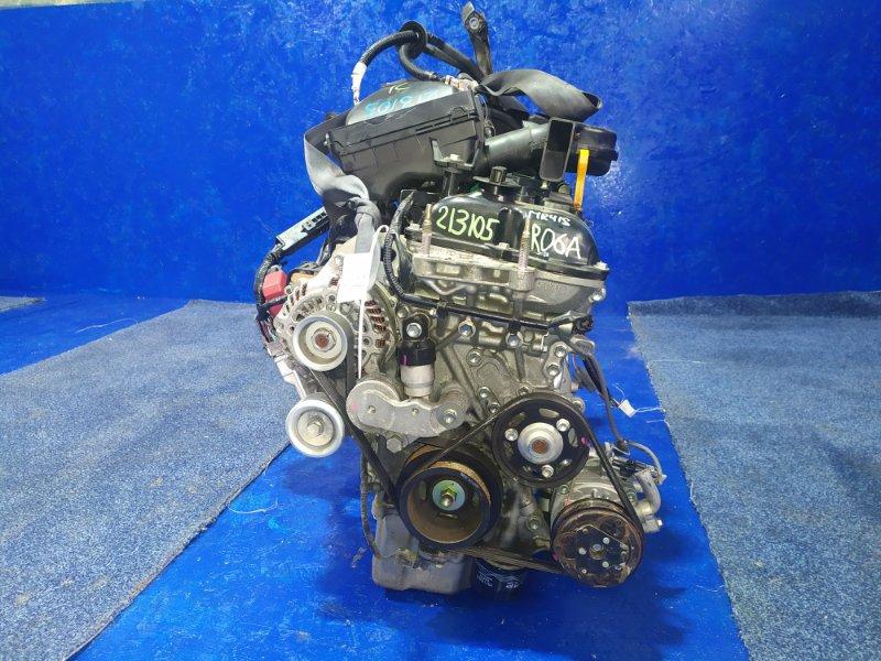 Двигатель Suzuki Hustler MR41S R06A 2015