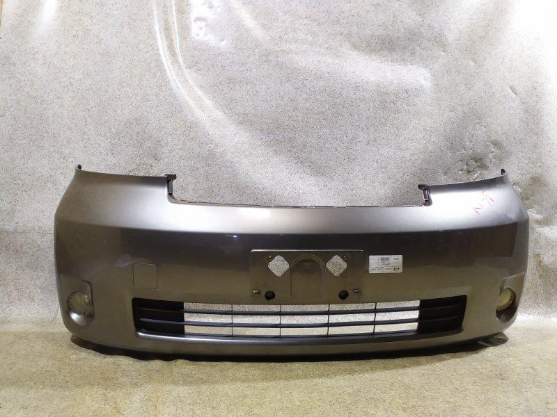 Бампер Toyota Porte NNP10 2006 передний