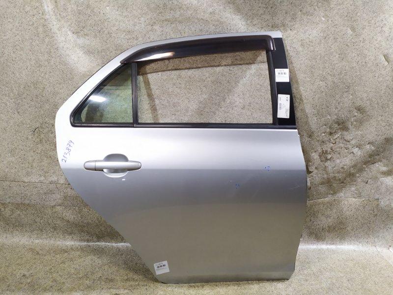 Дверь Toyota Belta KSP92 2008 задняя правая