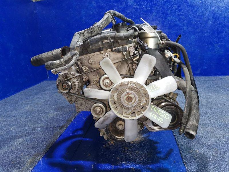 Двигатель Toyota Toyoace TRY220 1TR-FE 2013