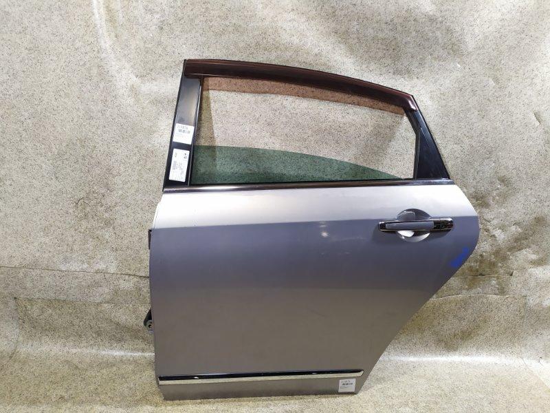 Дверь Nissan Bluebird Sylphy G11 2005 задняя левая