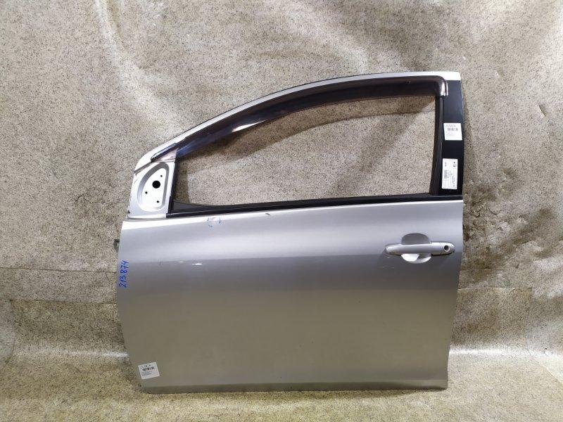 Дверь Toyota Belta KSP92 2008 передняя левая