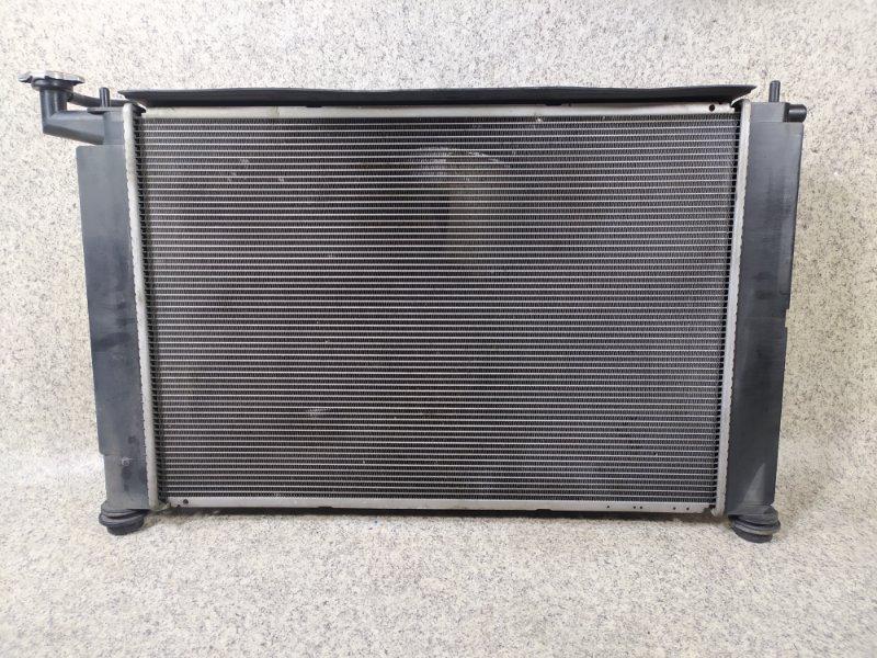 Радиатор основной Toyota Isis ZNM10 1ZZ-FE