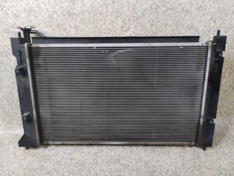 Радиатор основной Mitsubishi Colt Plus Z23W 4A91