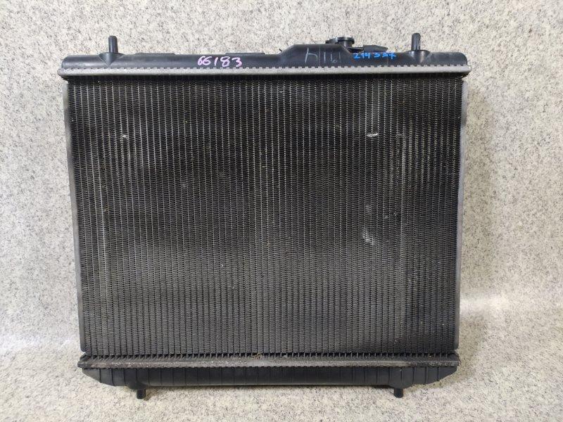 Радиатор основной Daihatsu Terios Kid J111G EF