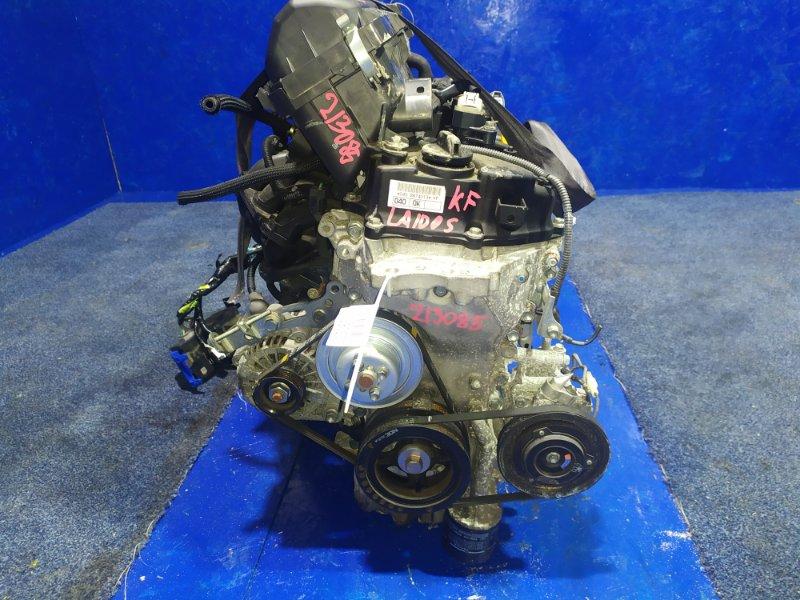 Двигатель Daihatsu Move LA100S KF-VE3 2012
