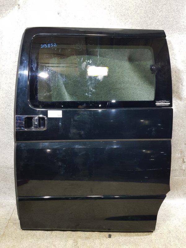 Дверь Nissan Elgrand E51 2007 задняя левая