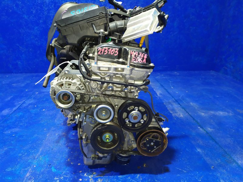 Двигатель Suzuki Alto HA36S R06A 2017