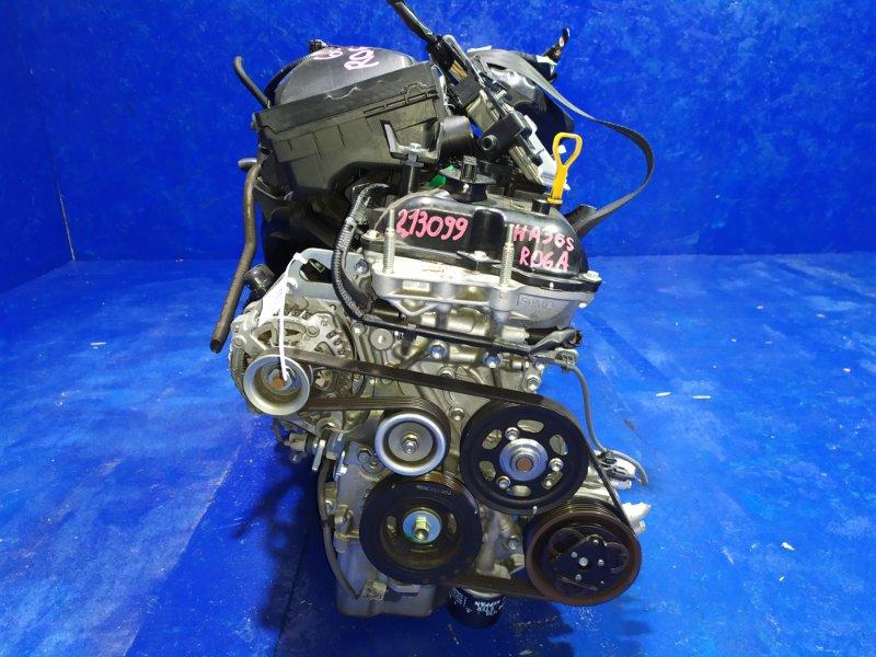 Двигатель Suzuki Alto HA36S R06A 2018
