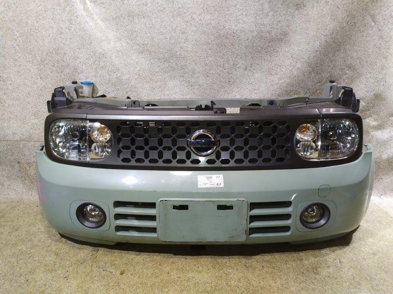 Nose cut Nissan Cube YZ11 HR15DE