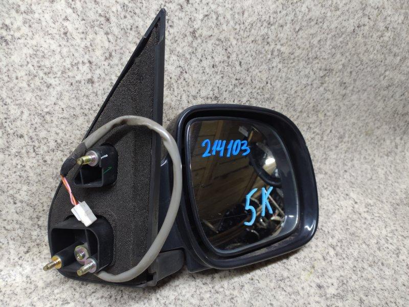 Зеркало Daihatsu Terios Kid J131G переднее правое