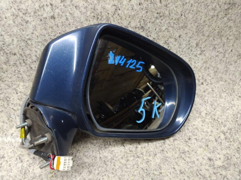Зеркало Mazda Premacy CP8W переднее правое