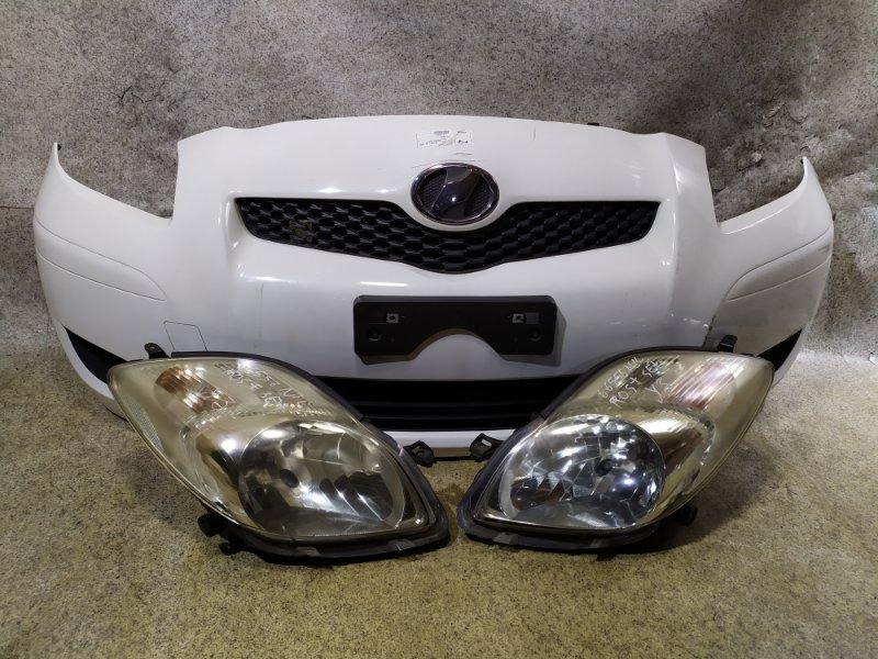 Nose cut Toyota Vitz SCP90 2SZ-FE 2008