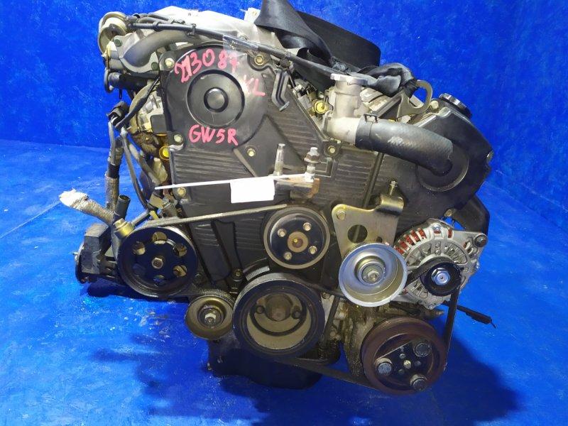 Двигатель Mazda Capella GW5R KL 2002