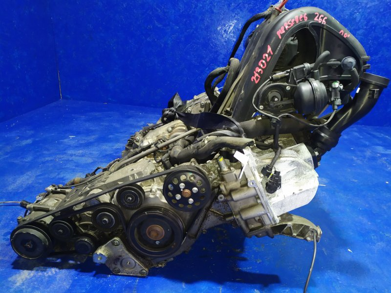 Двигатель Mercedes-Benz B-Class 245.232 (B170) M266 E17 2008