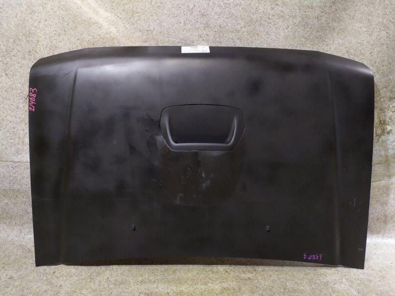 Капот Mitsubishi Pajero Mini H53A 1999