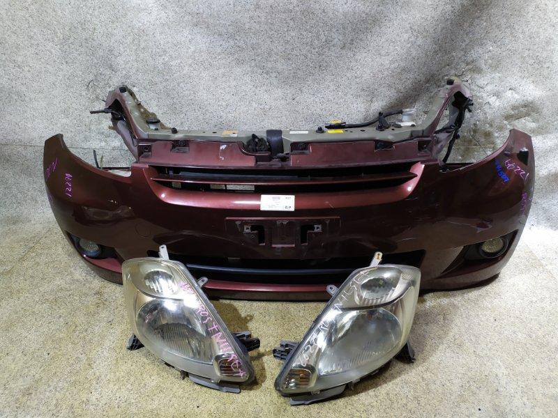 Nose cut Toyota Passo KGC10 1KR-FE