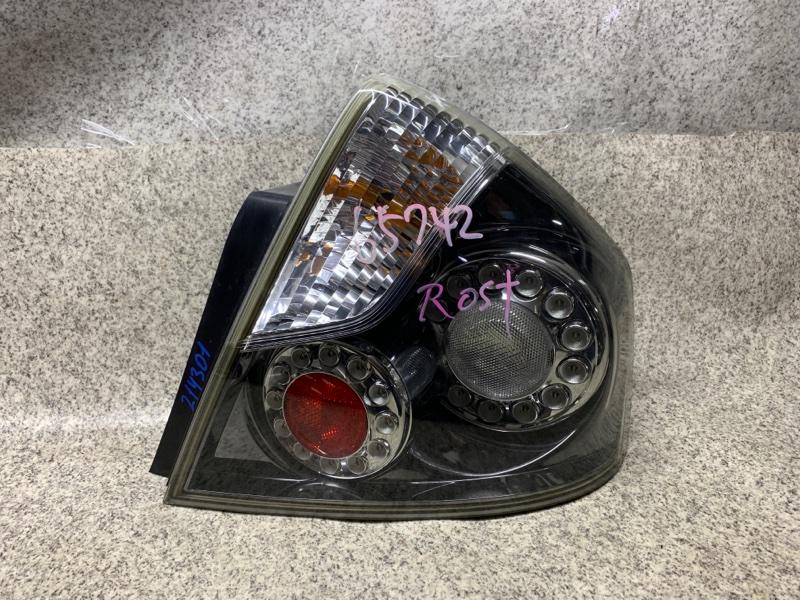 Стоп-сигнал Nissan Fuga Y50 задний правый