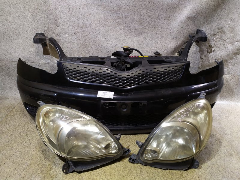 Nose cut Toyota Funcargo NCP20 2NZ-FE 2003