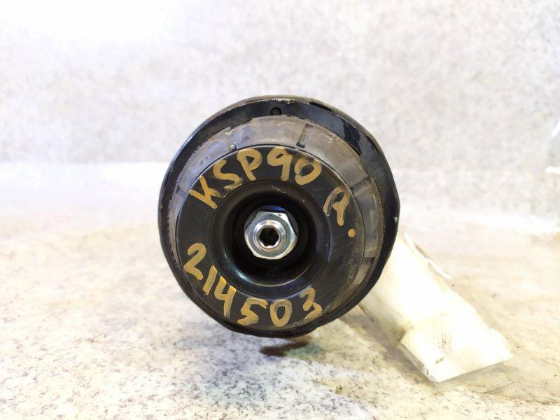 Стойка Toyota Vitz KSP90 передняя правая