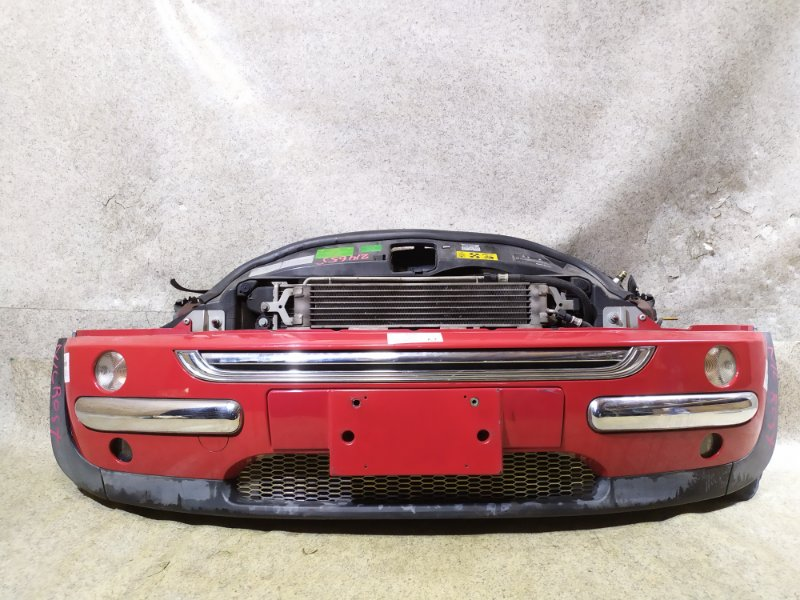Nose cut Mini Hatch R50 W10B16A 2002