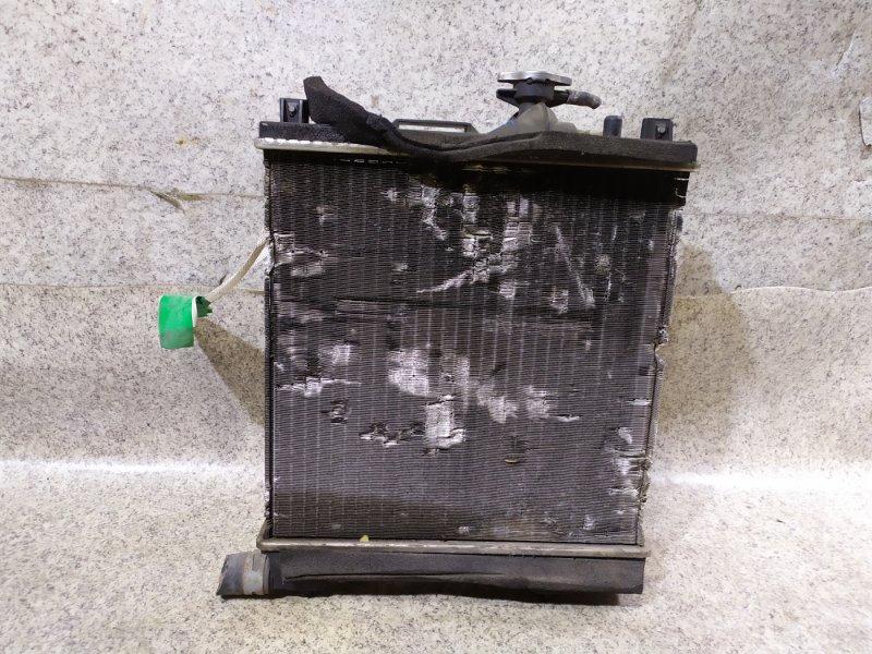 Радиатор основной Suzuki Kei HN21S